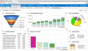 Acumatica Cloud ERP v5.0: Training, Development and Support