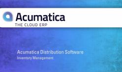 Acumatica Inventory Management