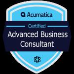 Acumatica Advanced Business Consultant