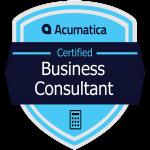 Acumatica Business Consultant