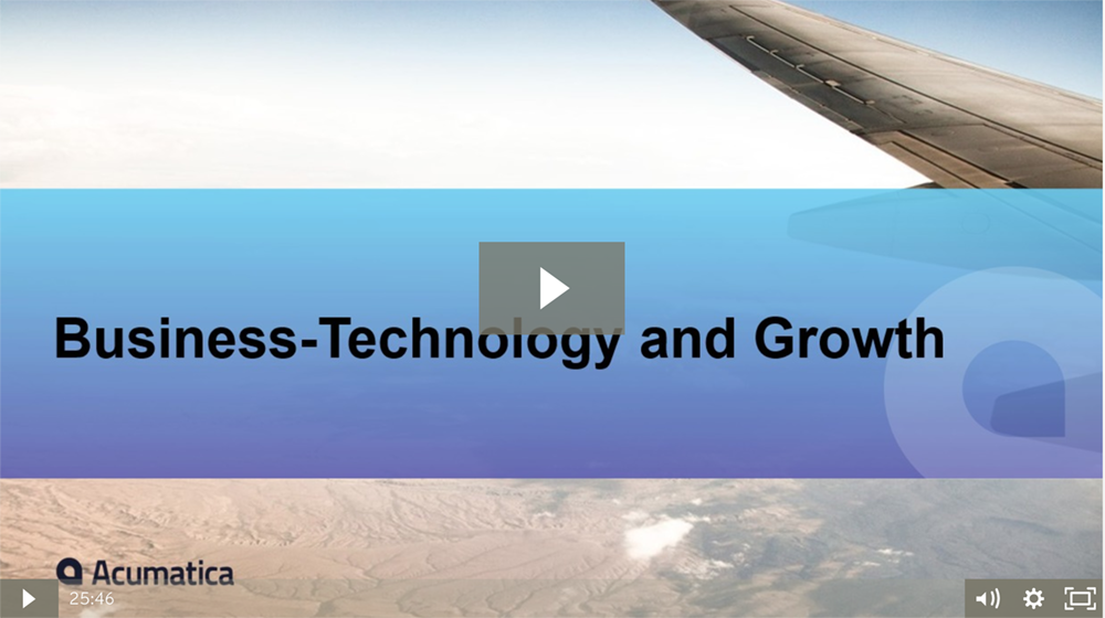 Accelerate Business Growth Webinar