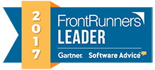 Acumatica Software Advice FrontRunners Leader