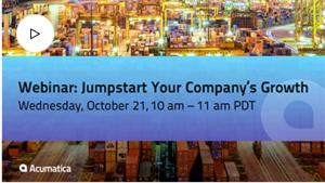Jumpstart Your Company's Growth On Demand Webinar
