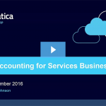 Project Accounting for Service Businesses On-Demand Webinar