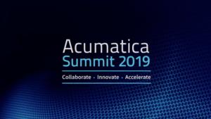 Acumatica Summit 2019 Keynote
