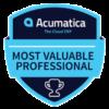 Acumatica 2020 MVP Award Winners