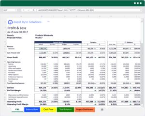 Velixo Acumatica Excel