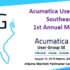 Acumatica User Group Southeast Meeting