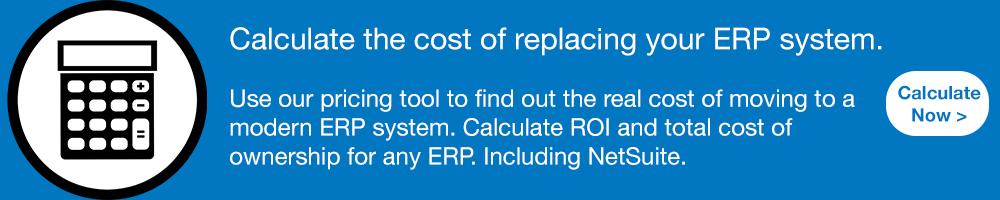 ERP Roi TCO Calculator
