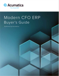ERP Buyers Guide