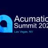 Acumatica Summit 2020 – The Round Up!