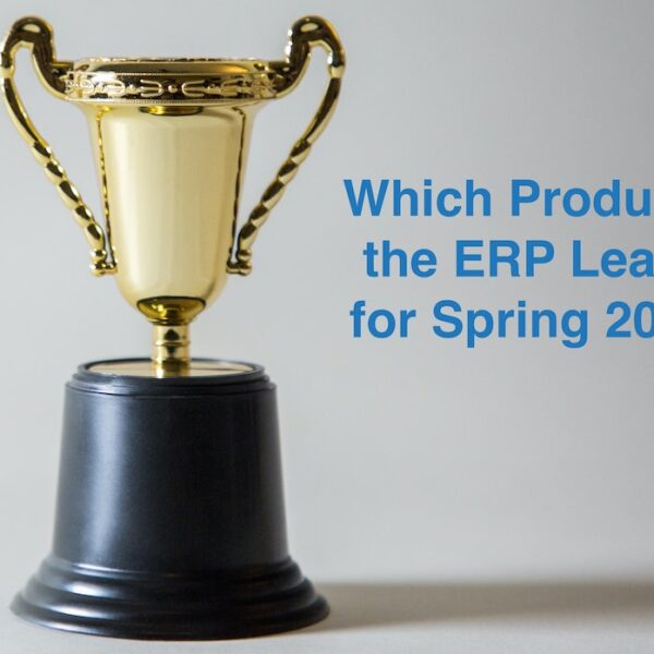 Acumatica Cloud ERP Hailed as G2 Spring 2020 ERP Leader – Here's Why