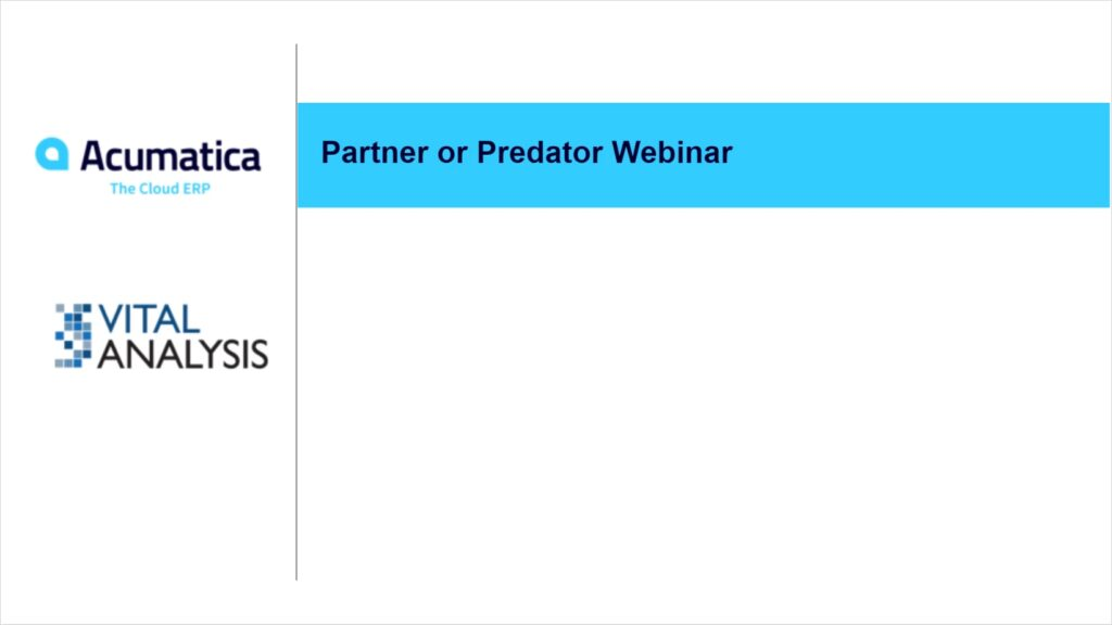 Partner or Predator On-Demand Webinar