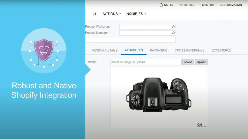 Shopify Acumatica Integration