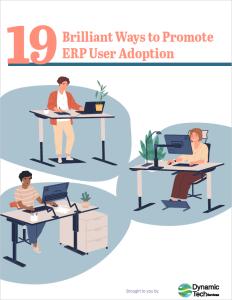 19 Brilliant Ways to Promote ERP User Adoption