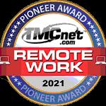 TMCnet.com Remote Work Pioneer Award 2021