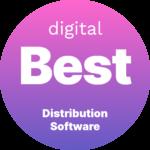 digital Best Distribution Software Award